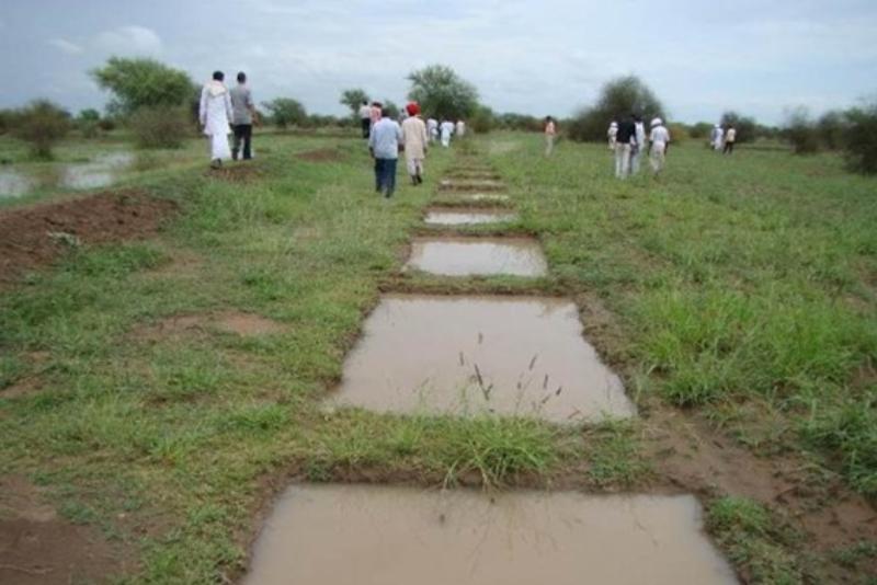 CHAUKA SYSTEM [चोका सिस्टम] : Water Harvesting Technique