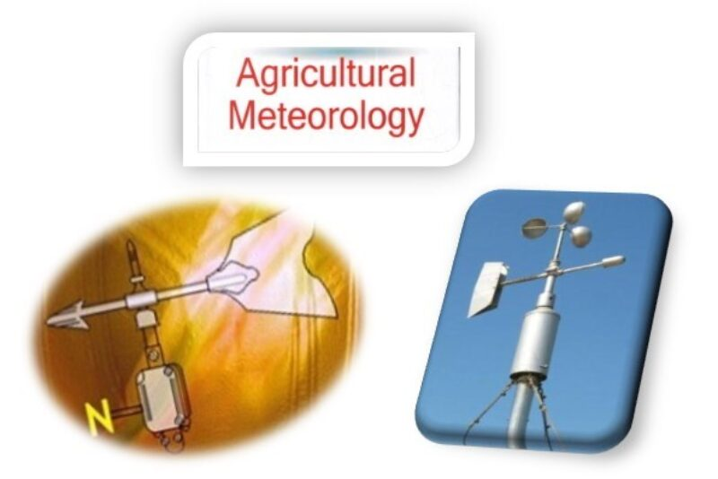 AGRO METEOROLOGY SKNAU  Notes